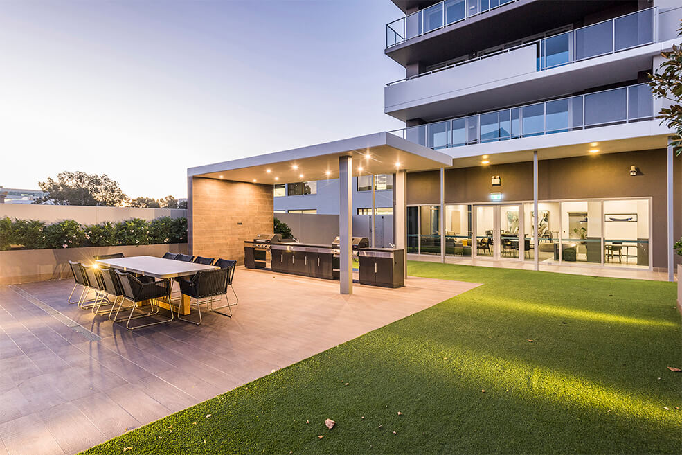 AIRE west perth apartments developwise